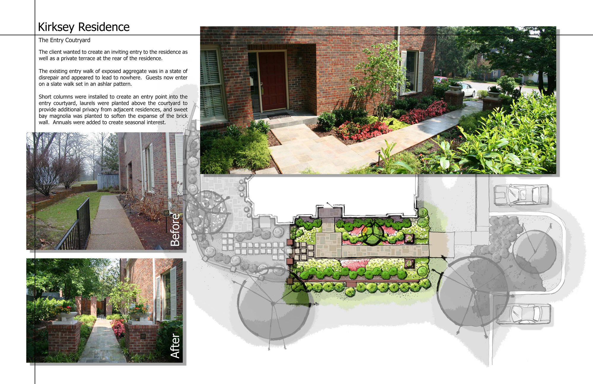 Landscape Design Accolades & Awards | Nashville | Franklin TN